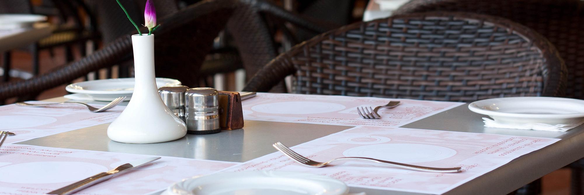 Dîner au restaurant Cornelius
