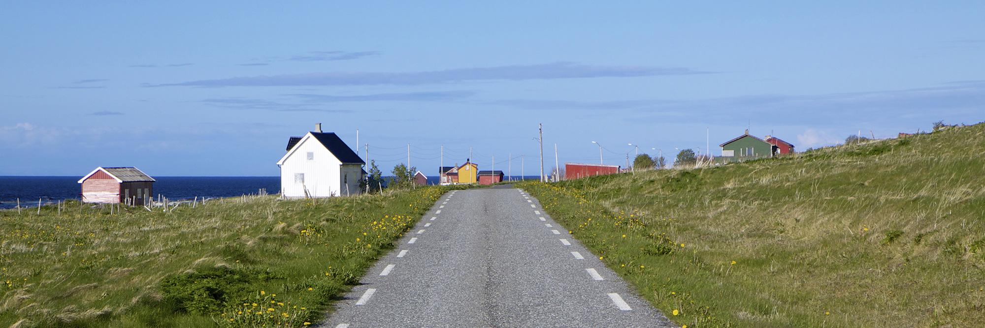 Location de vélo dans les Lofoten