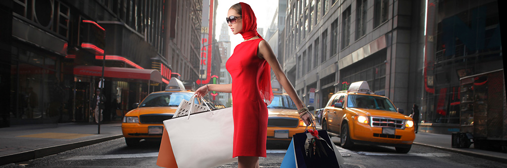 New York comme les héroïnes de Sexe and the City