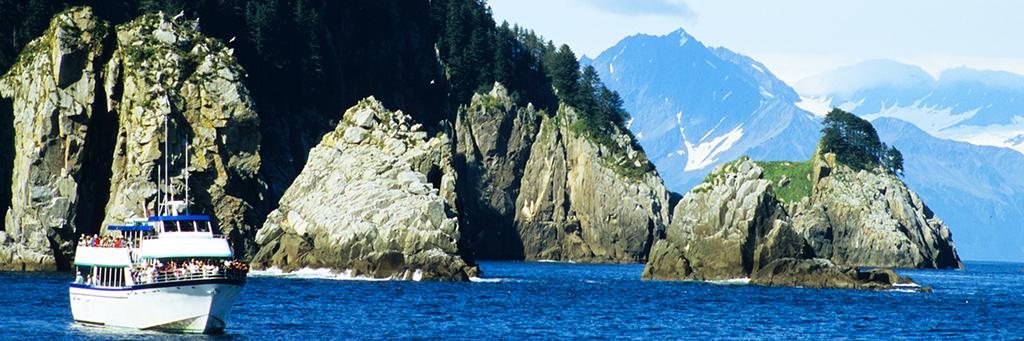 Excursion en bateau en pleine nature