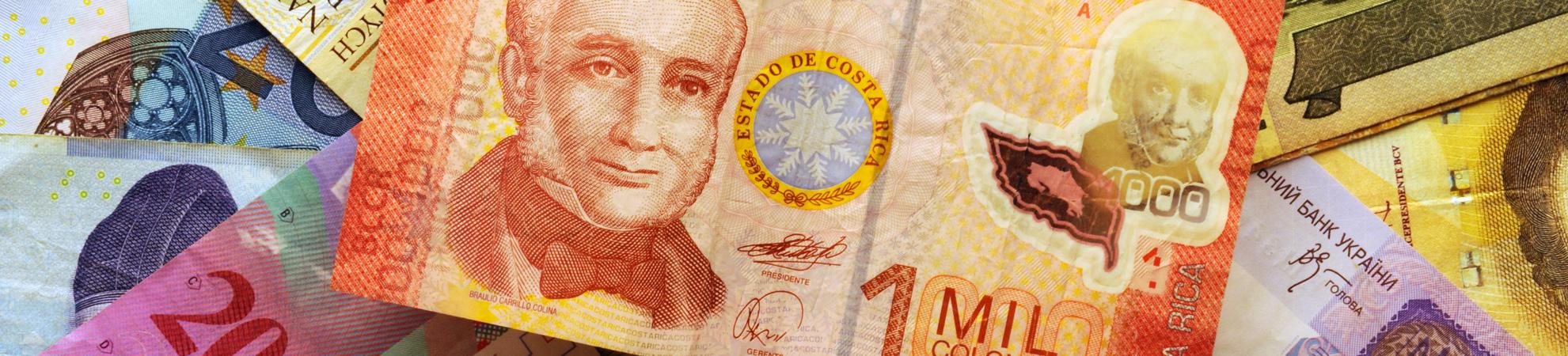 Costa Rica : Argent et budget