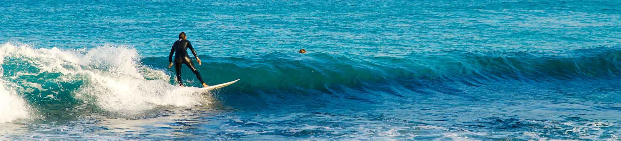 Let's go surfing à Bondi Beach !