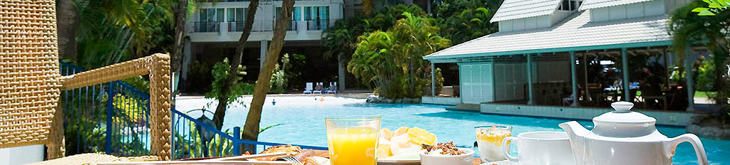 Novotel Oasis Resort - Cairns