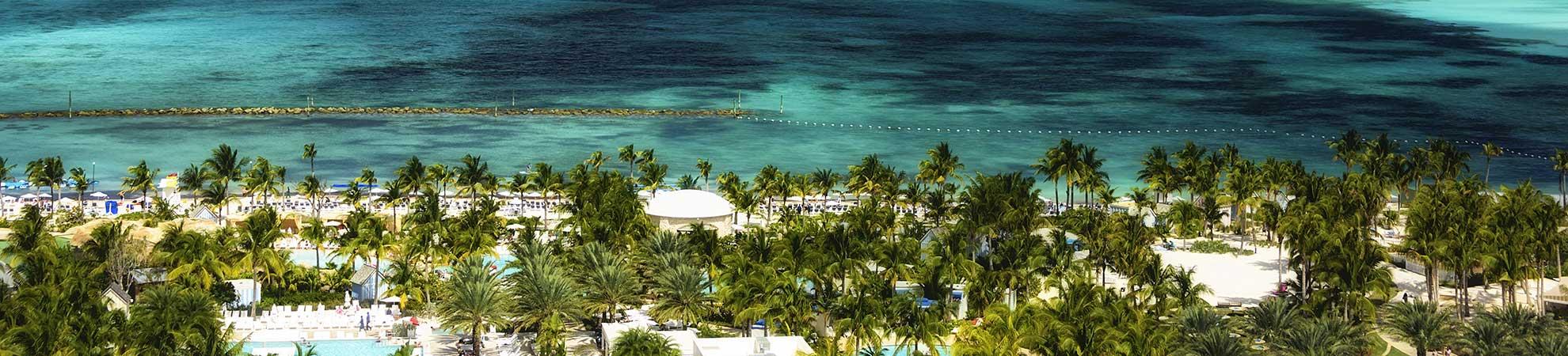 Bahamas tout inclus 5 étoiles