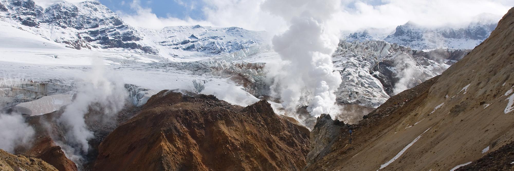 Volcan Mutnovsky