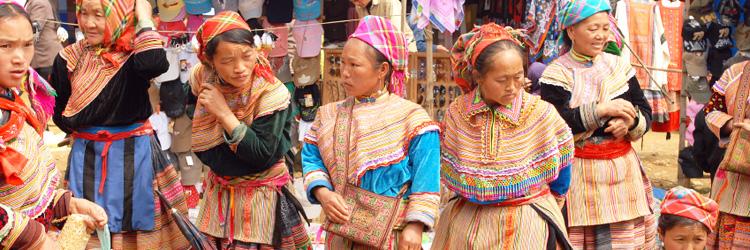 Rencontre avec les ethnies (Vietnam)