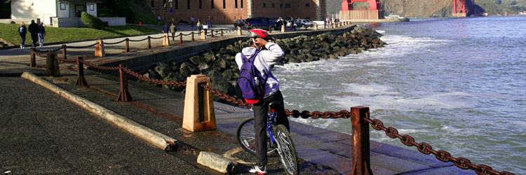 Explorer San Francisco en vélo