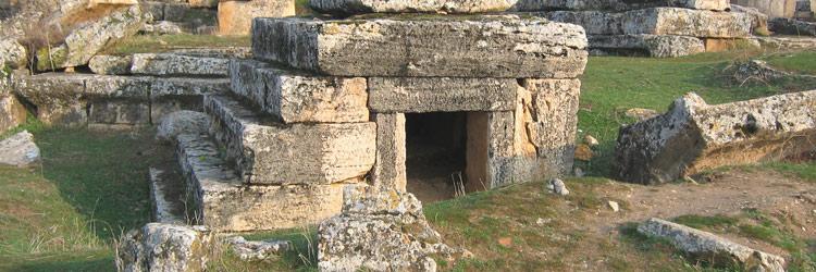 Les tombeaux Mahafaly