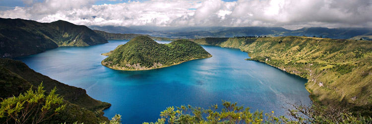 Lac Cuicocha