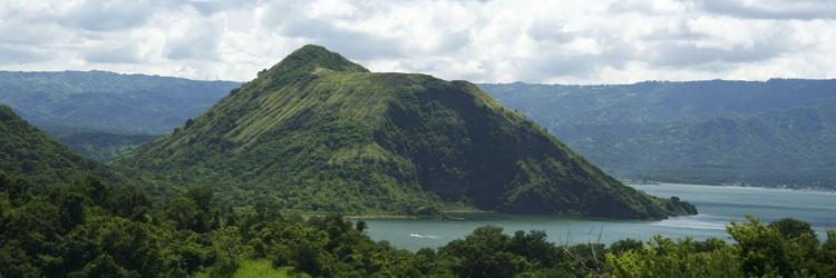 Volcan Taal