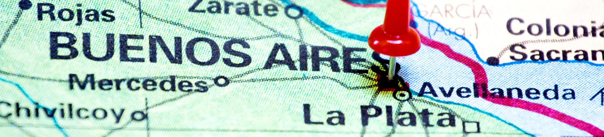 Géographie de l'Argentine