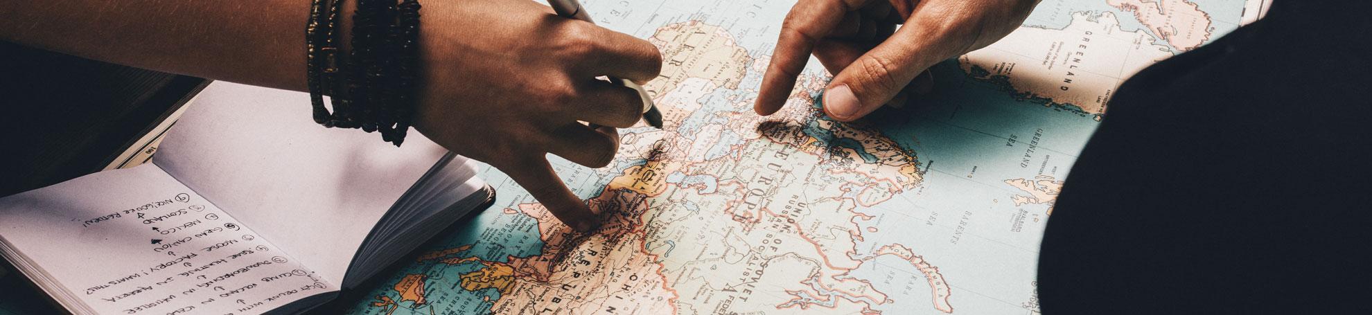 Quel guide de voyage choisir pour son circuit aux USA ?
