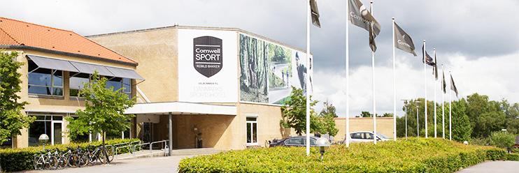Comwell Sport Rebild Bakker - Skorping