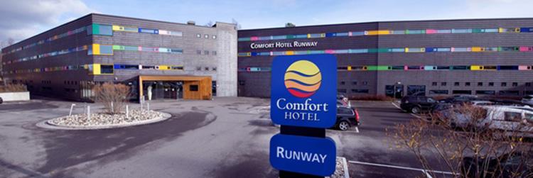 Comfort Hotel Runway - Oslo
