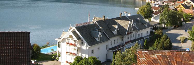 Hôtel Hofslund Fjordhotel - Sogndal