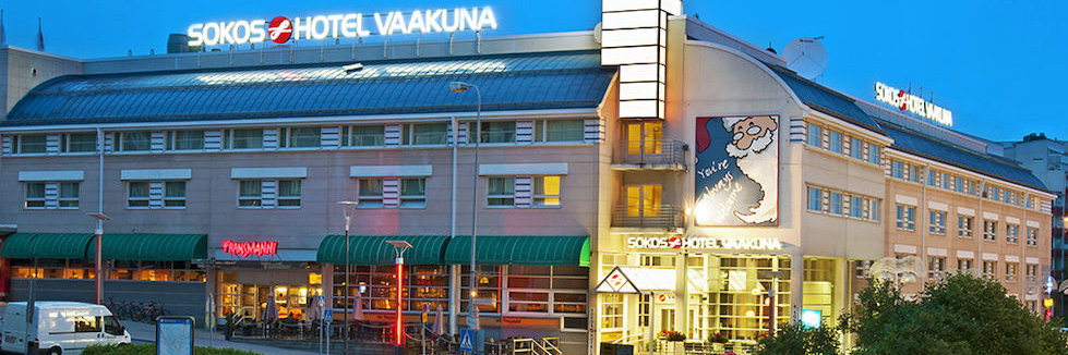 Hotel Sokos Vaakuna - Mikkeli