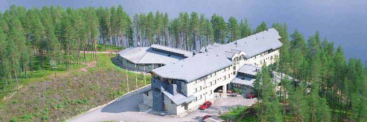 Hôtel Kalevala - Kuhmo