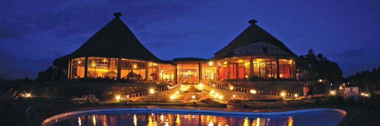 Ngorongoro Sopa Lodge - Cratère du Ngorongoro