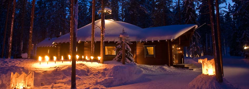 Ollila Holiday Cottages - Kuusamo