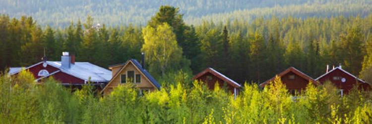 Skogshotellet - Gällivare