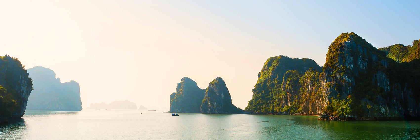 Jonque Indochina Sails - Baie d'Halong