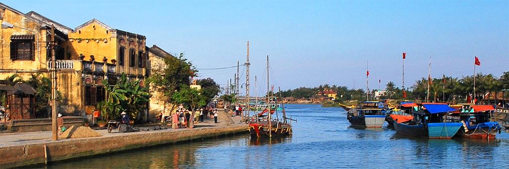 Pho Hoi Riverside Resort - Hoi An