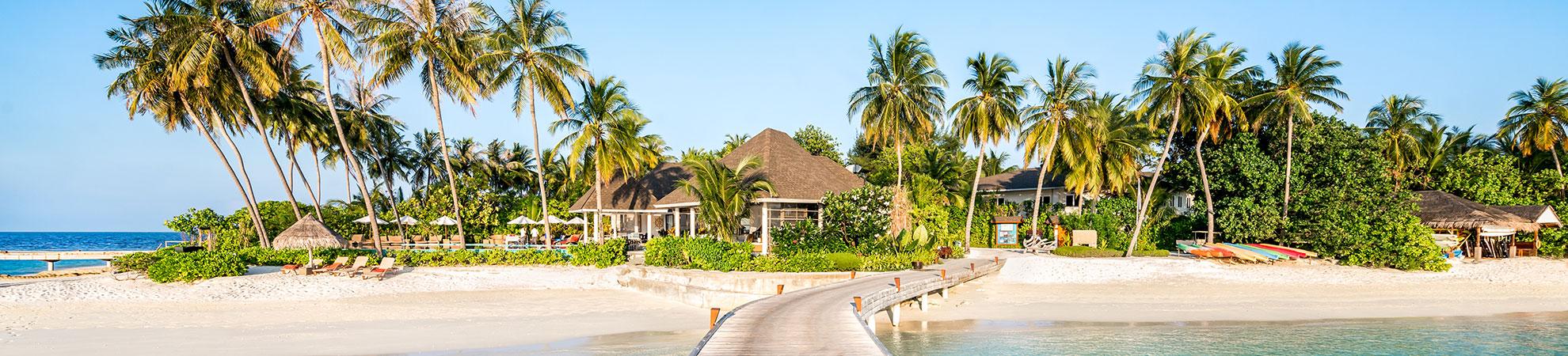 Hôtels pas chers aux Maldives