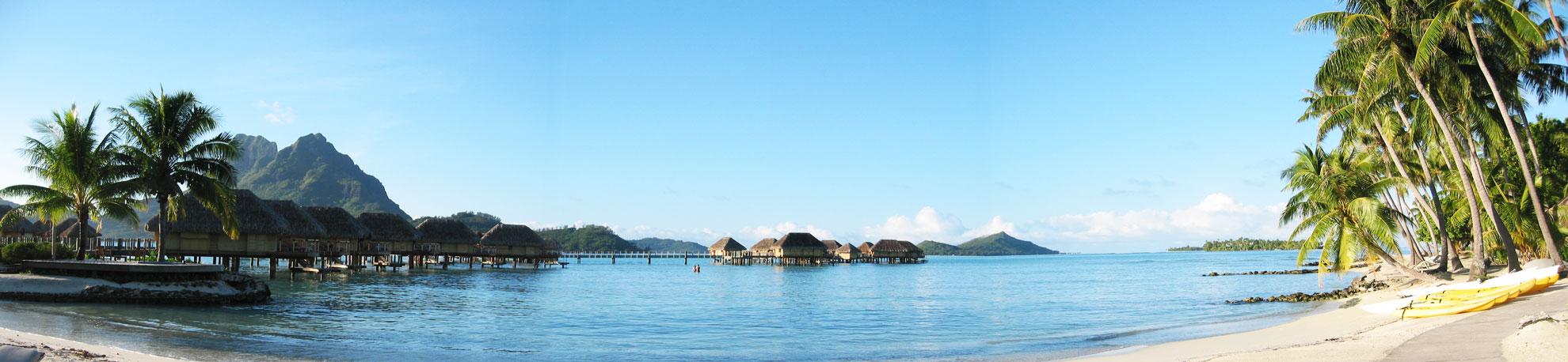 Les incontournables de la Polynésie