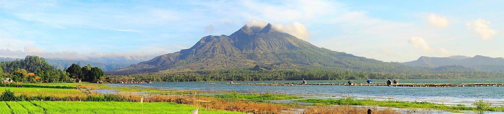 Ascension du mont Batur avec un local