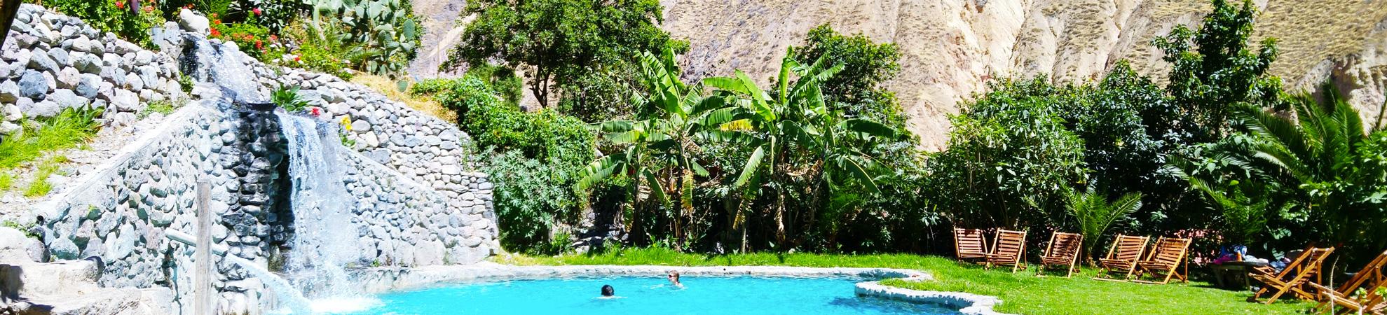 Les hôtels au Pérou
