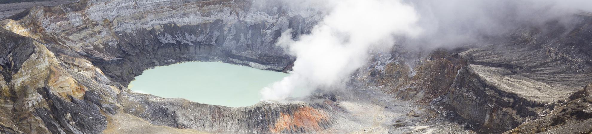 Les risques naturels au Costa Rica
