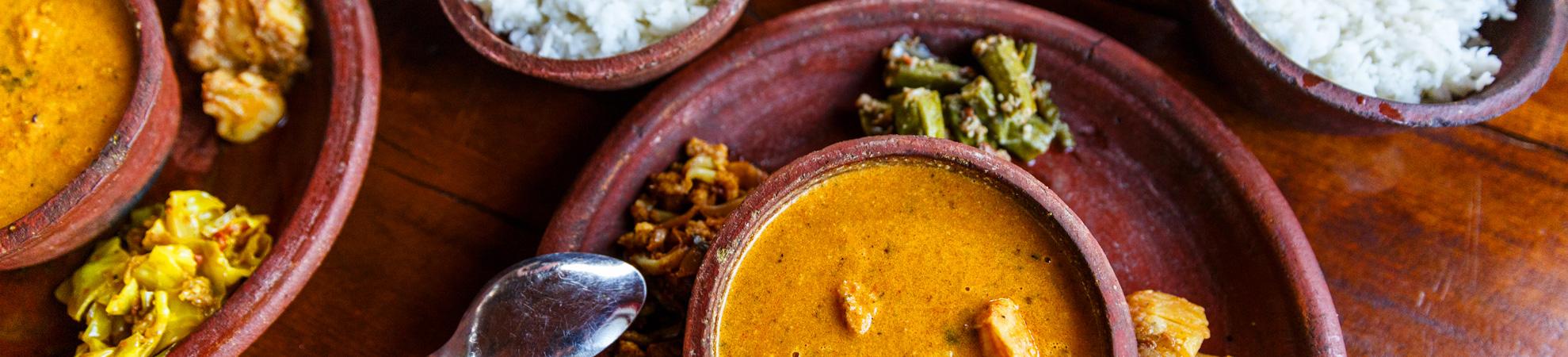 Les spécialités culinaires au Sri Lanka