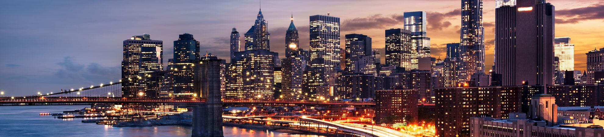 La ville de New York aux Etats Unis et le monde du tourisme