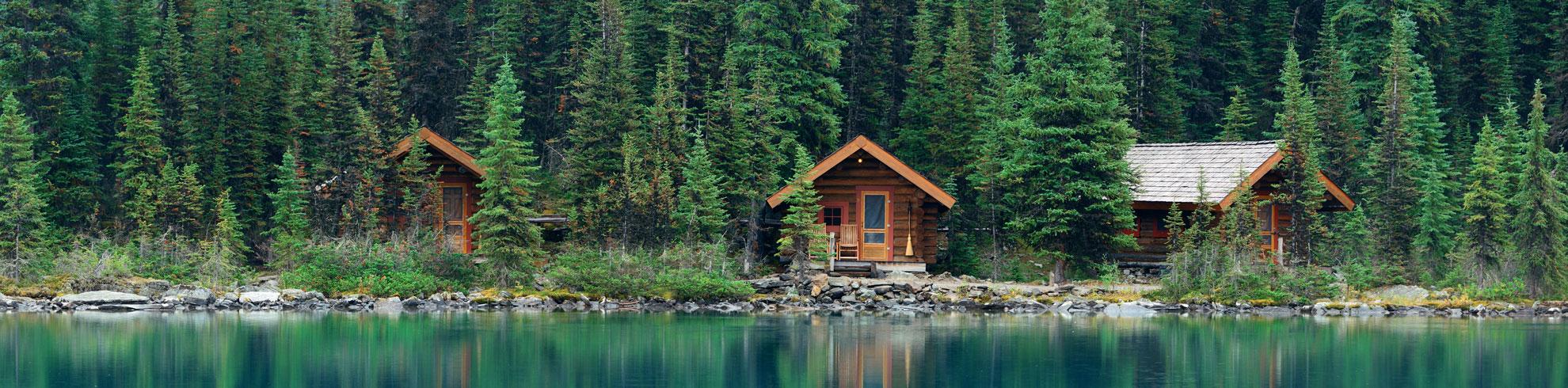 Les paysages du Canada