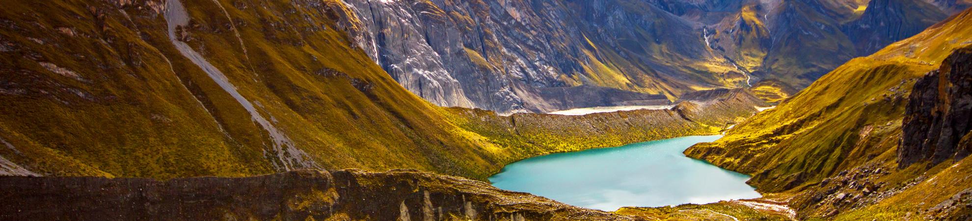 Paysages du Pérou
