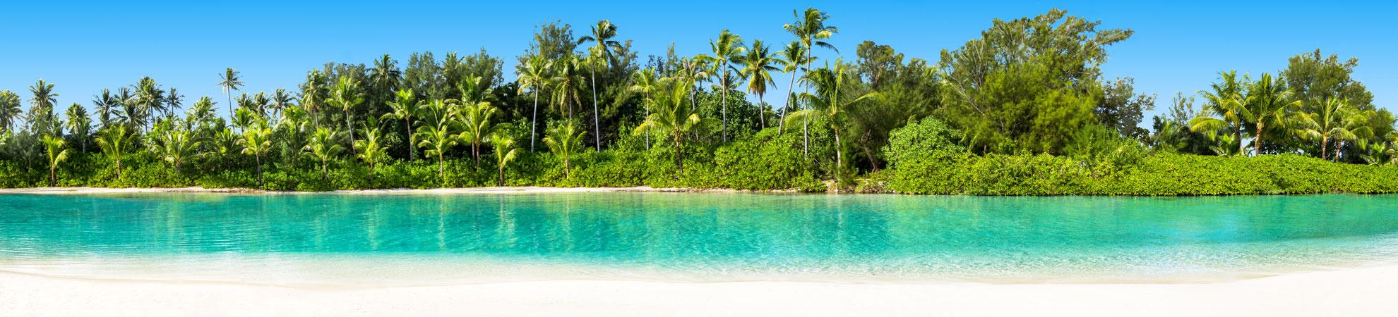 Les paysages de Polynésie
