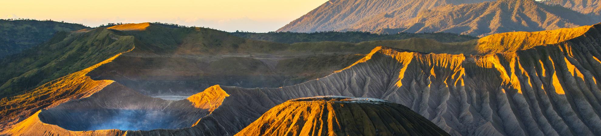 Risque naturel en Indonésie