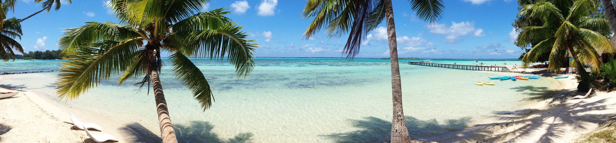 Comment se rendre en Polynésie