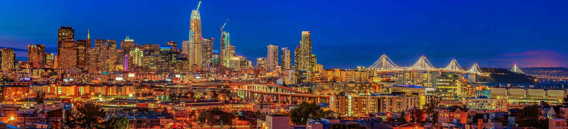 Séjour San Francisco tout compris - Voyage aux Etats-Unis