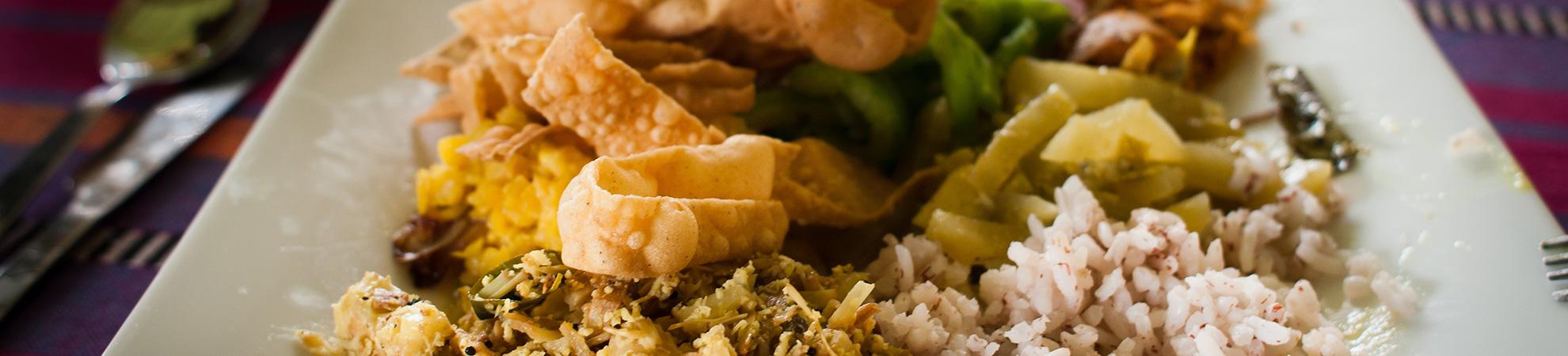 Cours de cuisine et déjeuner typique de la région des épices
