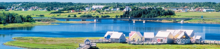 Bienvenue au Nouveau-Brunswick !