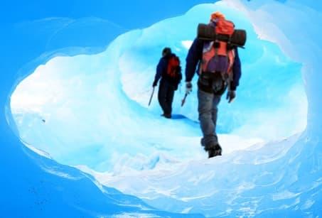 Trekking au cœur des Glaciers