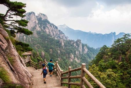 Chine, pays des montagnes célestes