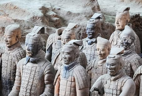 Chine Découverte