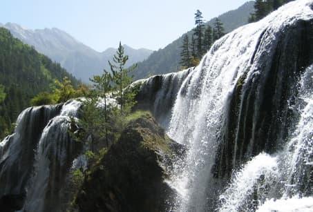 Du Sichuan au fleuve Yangtsé