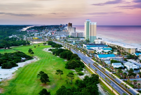 Escapade à Panama City