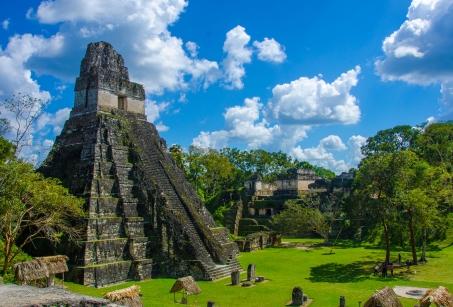 Guatemala : Héritage Maya