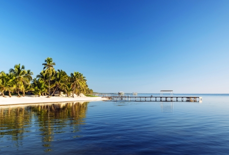Belize et sa barrière de corail