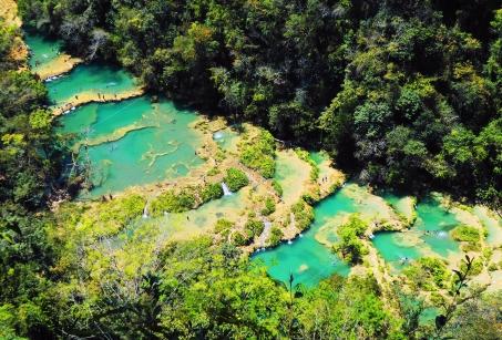 Mystères du Guatemala