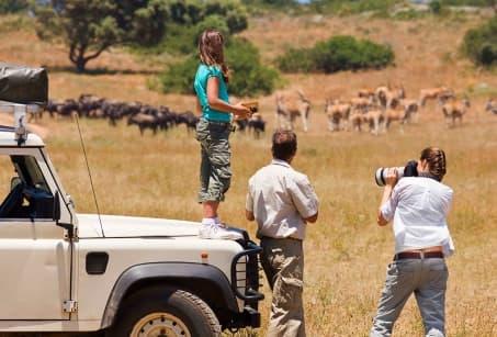 L'Afrique du Sud en famille